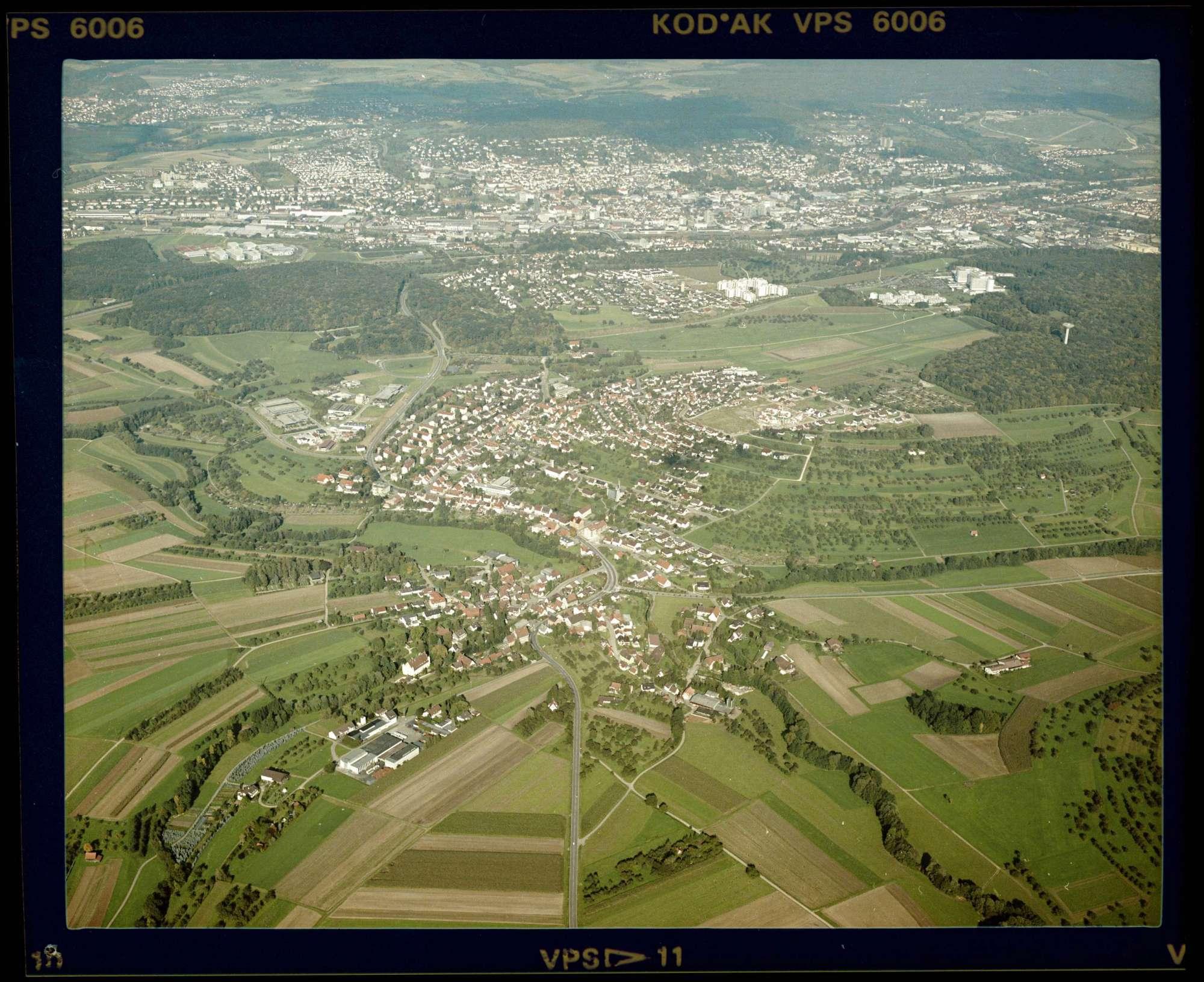 Jebenhausen, Luftbild, Bild 1