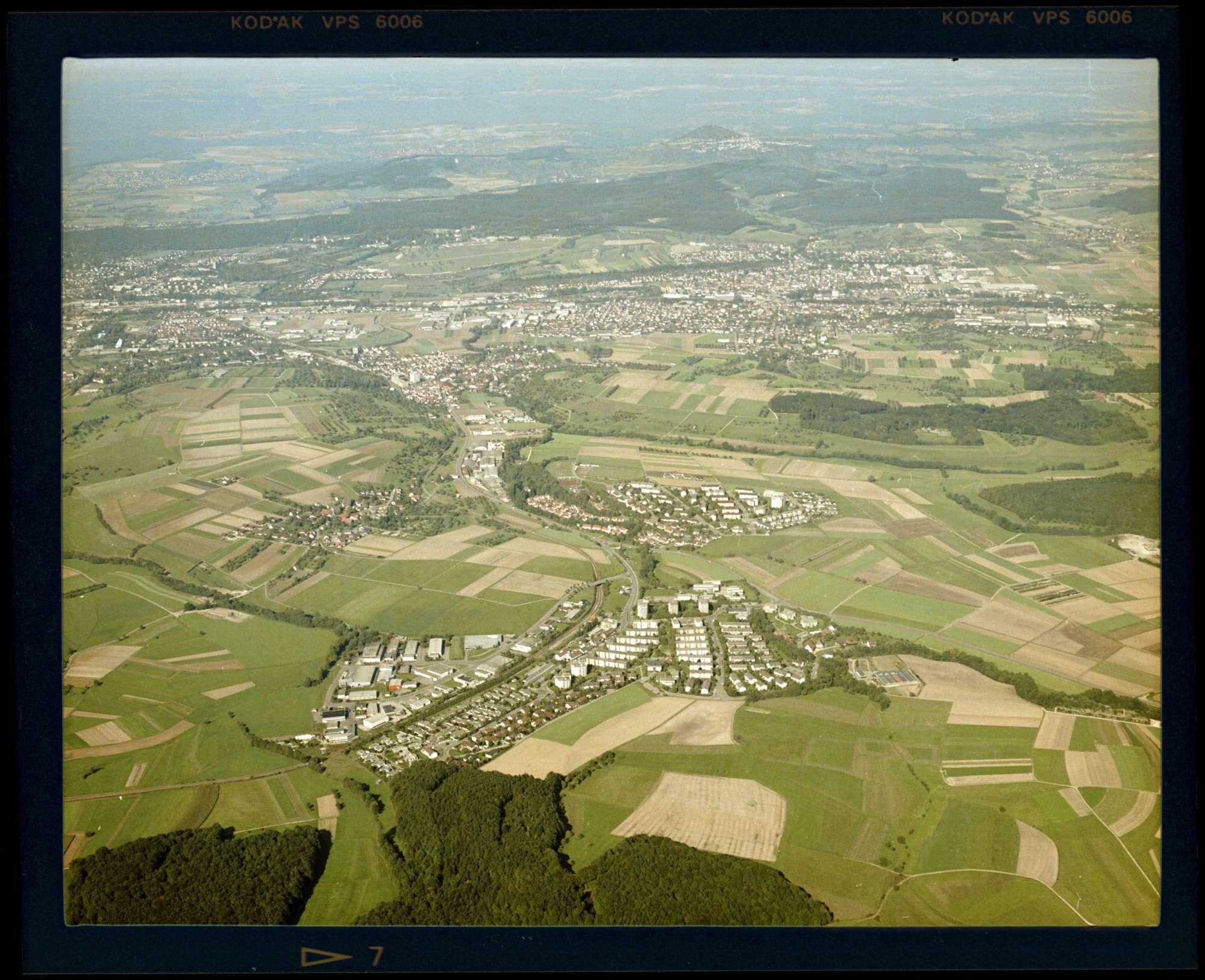 Holzheim, Luftbild, Bild 1