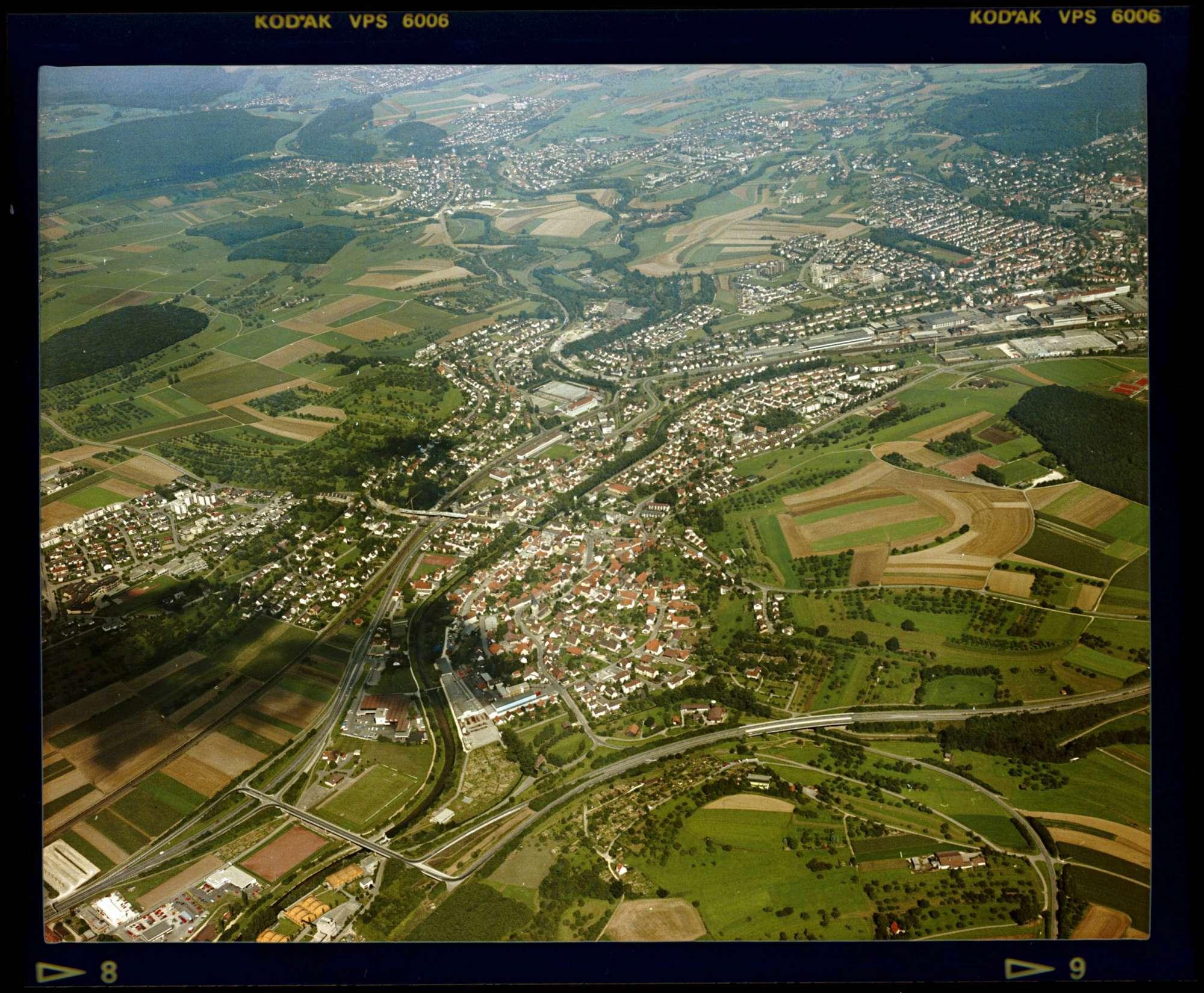 Faurndau, Luftbild, Bild 1