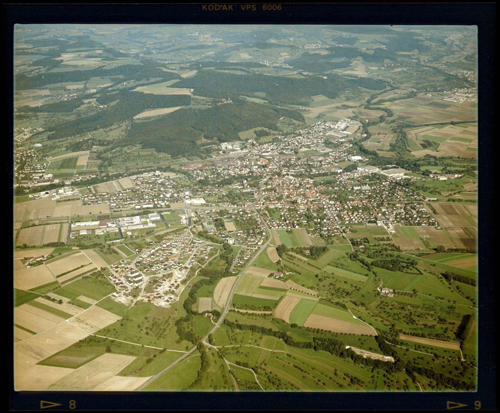 Süßen, Luftbild, Bild 1