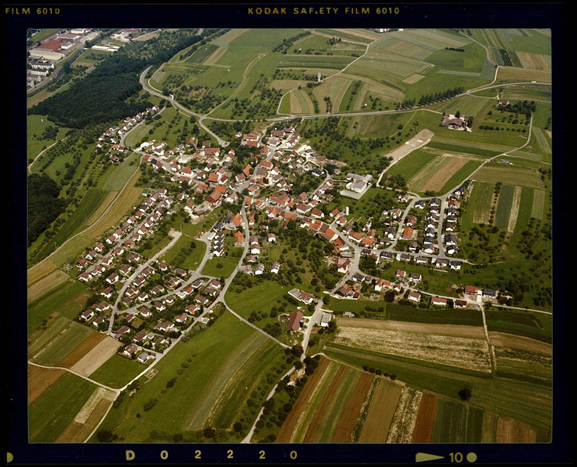Weiler, Luftbild, Bild 1