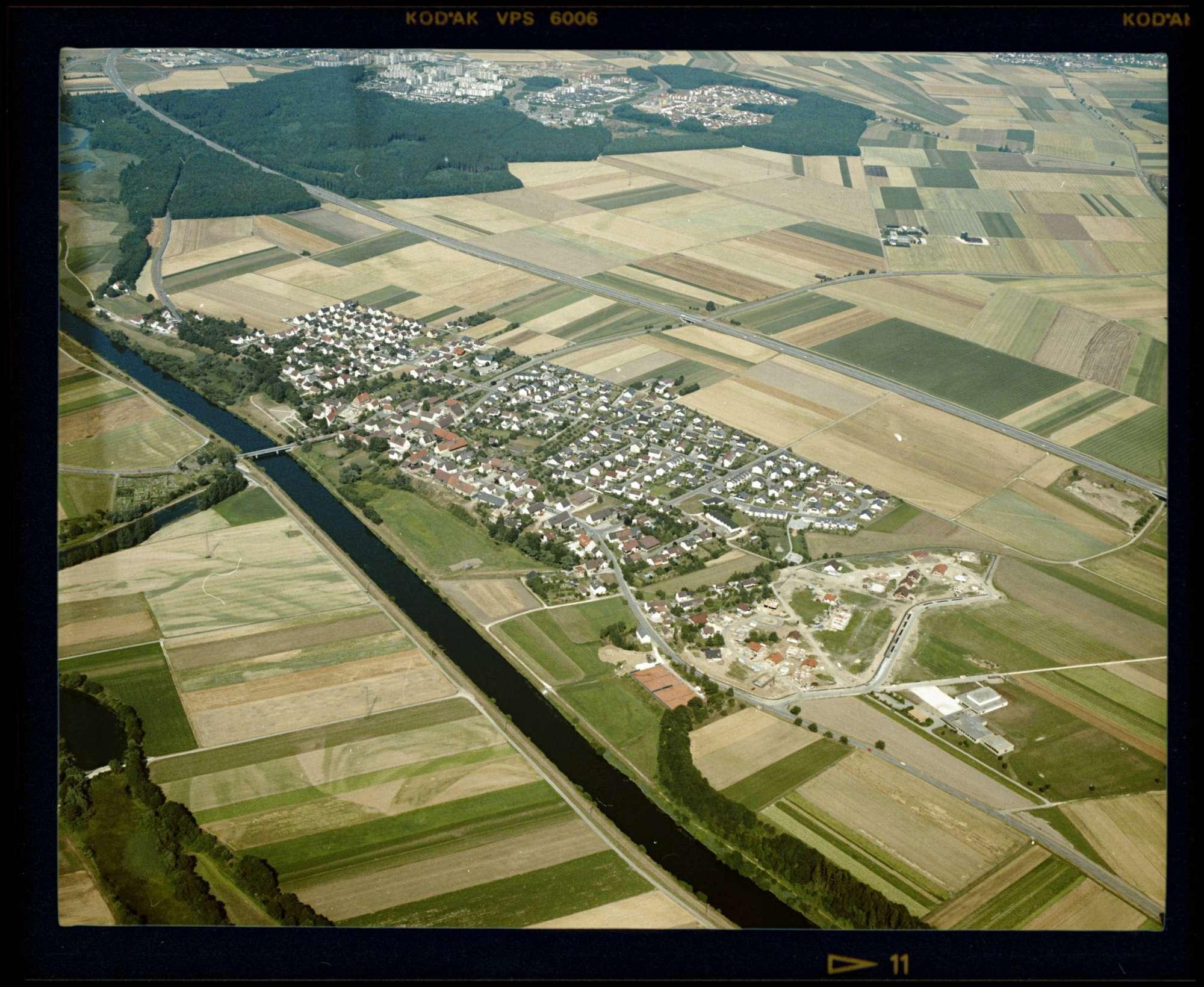 Gögglingen, Luftbild, Bild 1