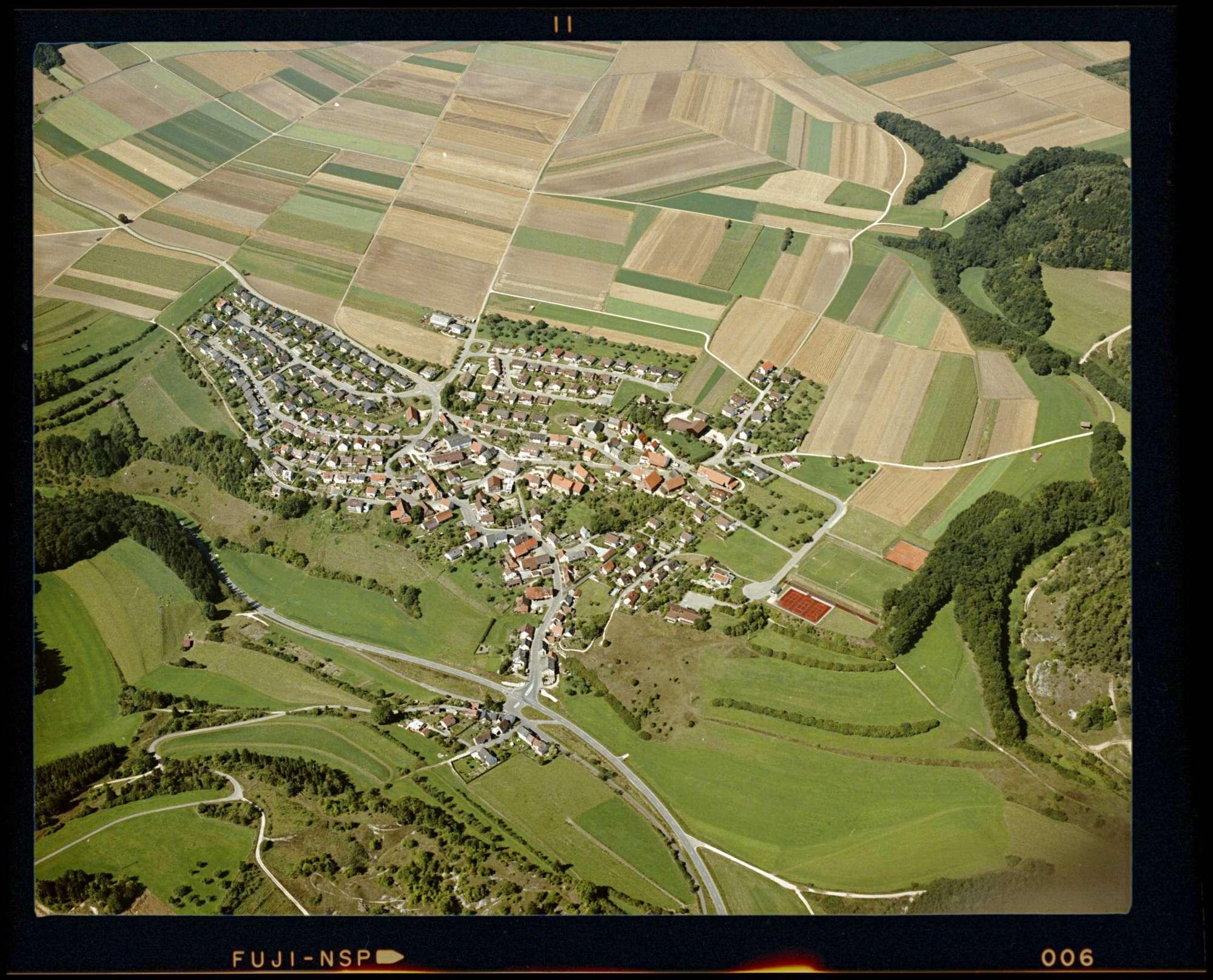 Mähringen, Luftbild, Bild 1