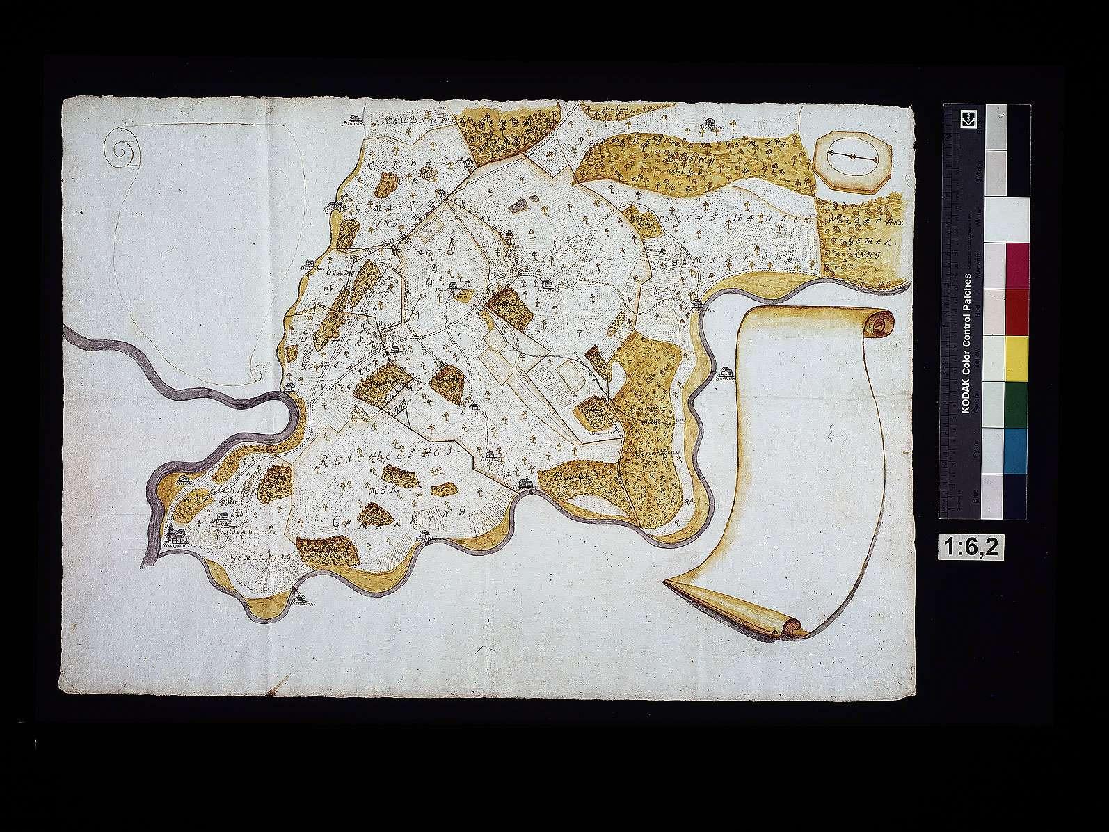 Plan zwischen Tauber und Main, Bild 1