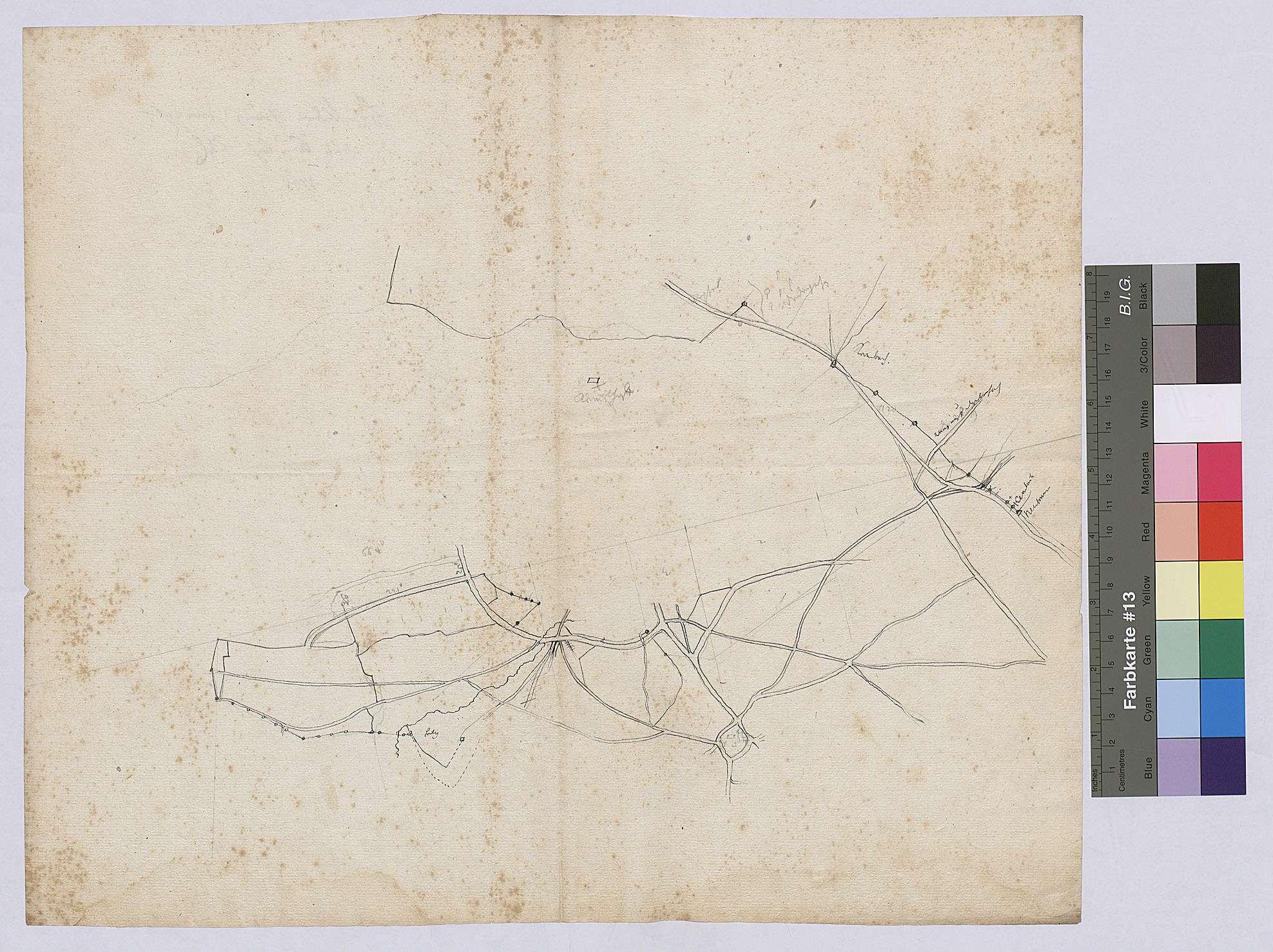 Höhefelder Grenzprozess mit Bronnbach, Bild 1