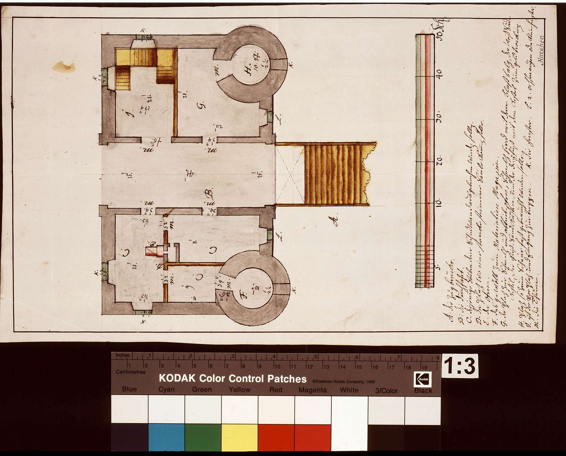 """Nutzung des """"Neuen Archivbaus"""" auf der Burg Wertheim als Münzstätte, Bild 1"""