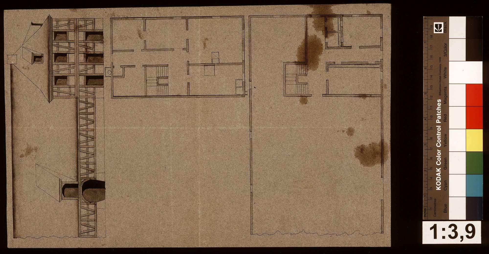 Neubau des Schafhofs, Bild 1