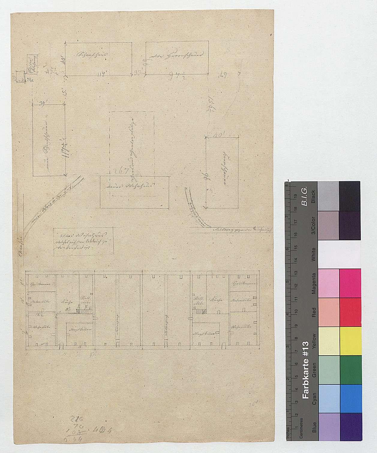 Bauwesen auf dem Hofgut Neuhof, Bild 1