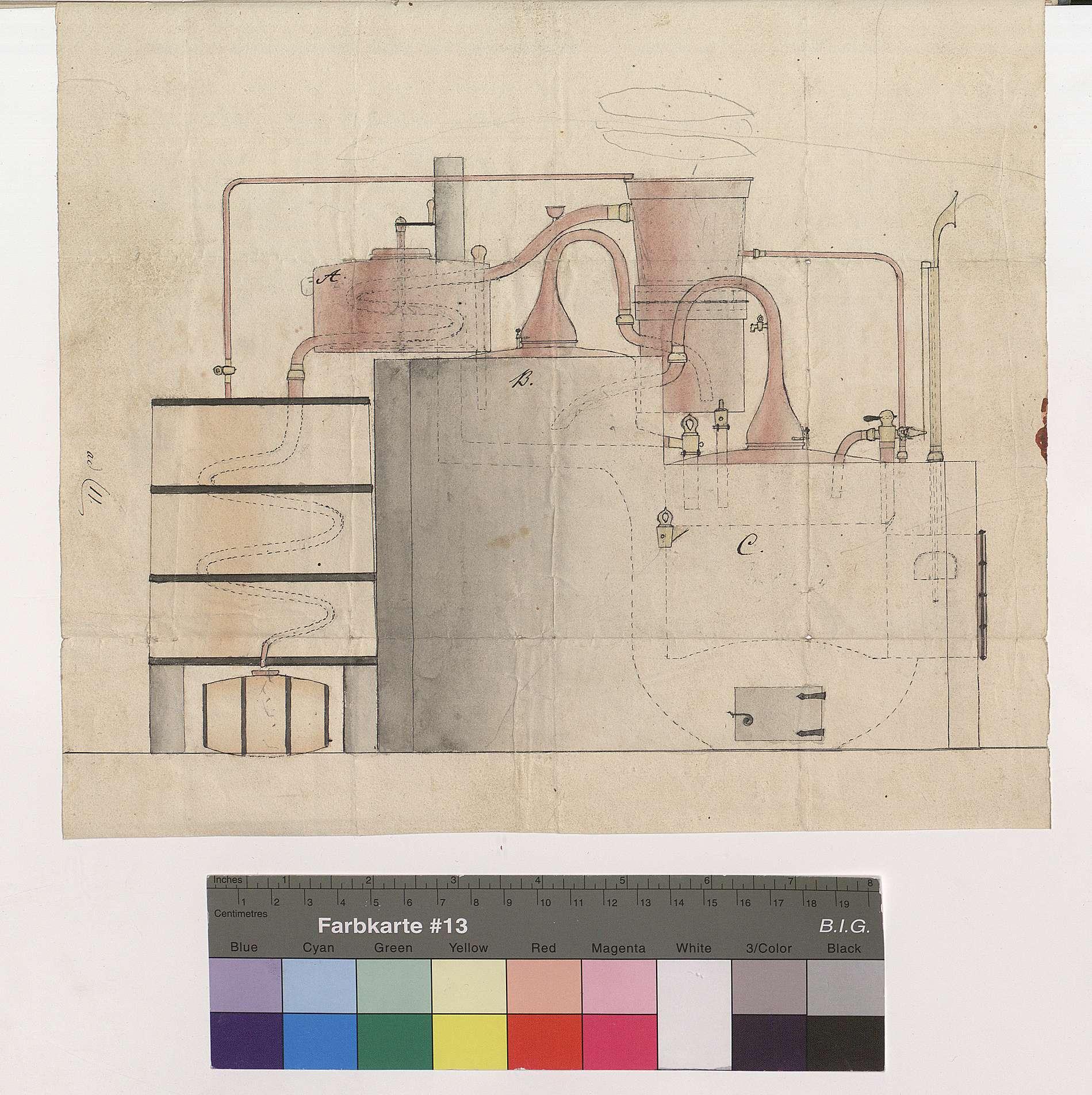 Branntweinbrennerei Bronnbach, Bild 1