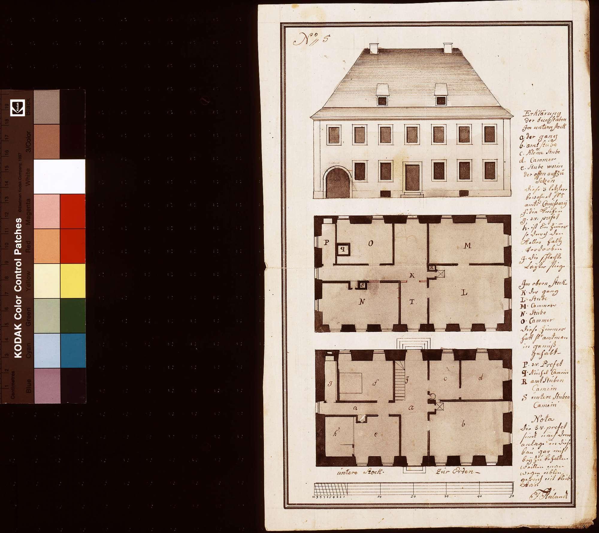[Neues Amtshaus zu Abstatt], Bild 1