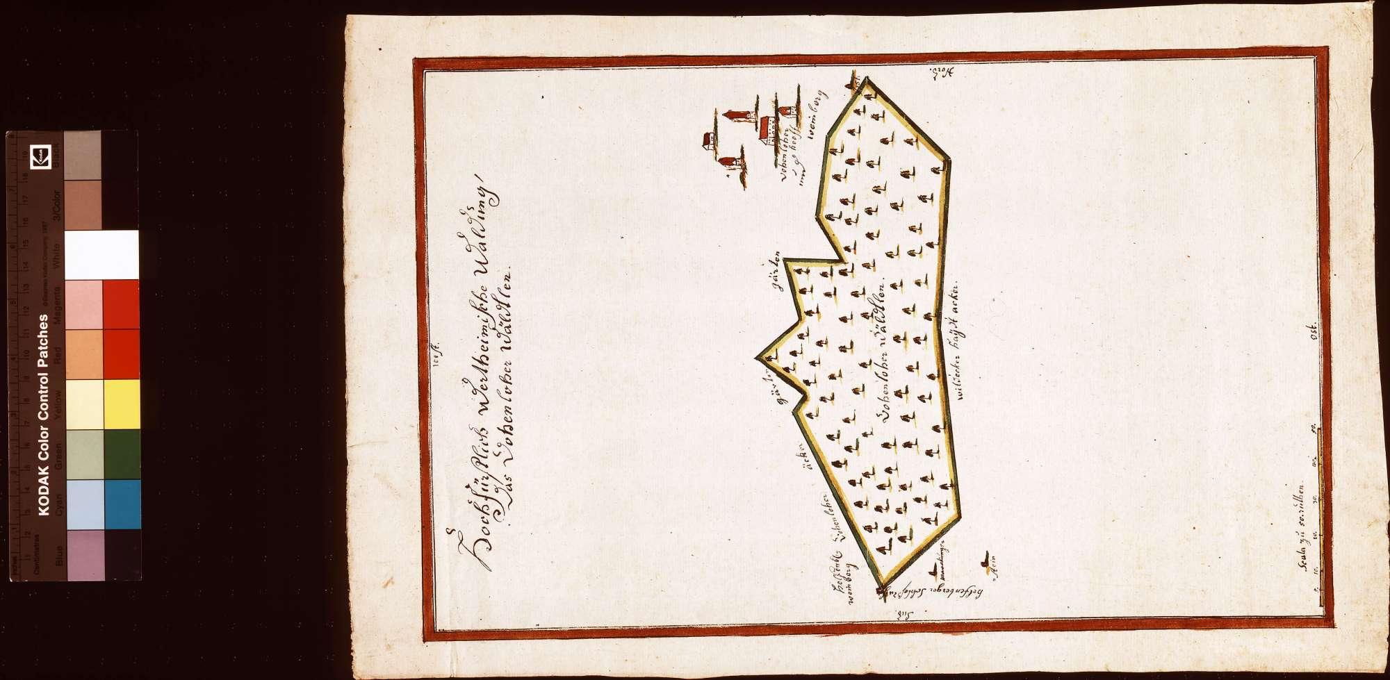 Vohenloher Wäldle (Inselkarte), Bild 1