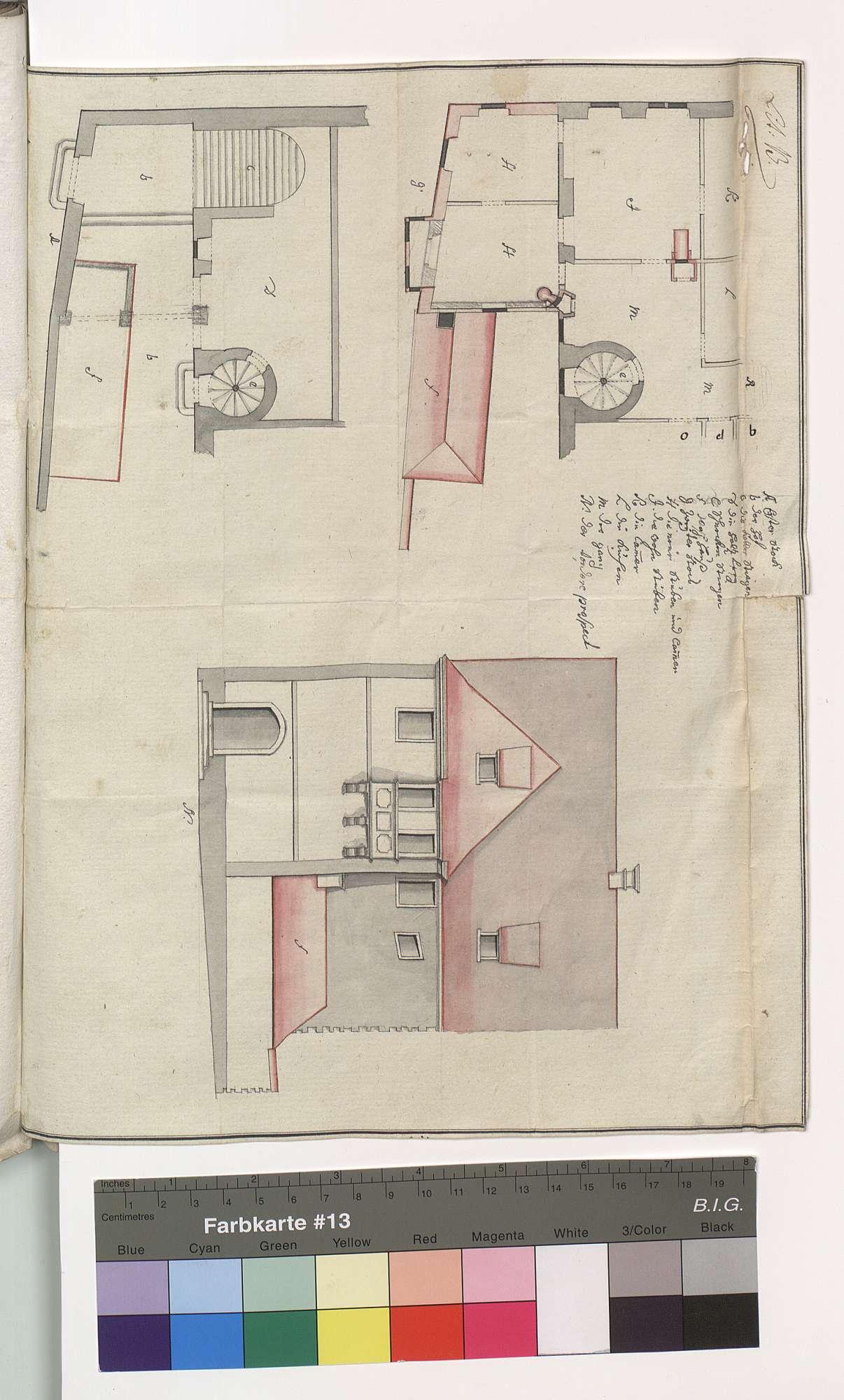 Neubau des Zehnthauses in Talheim, Bild 1