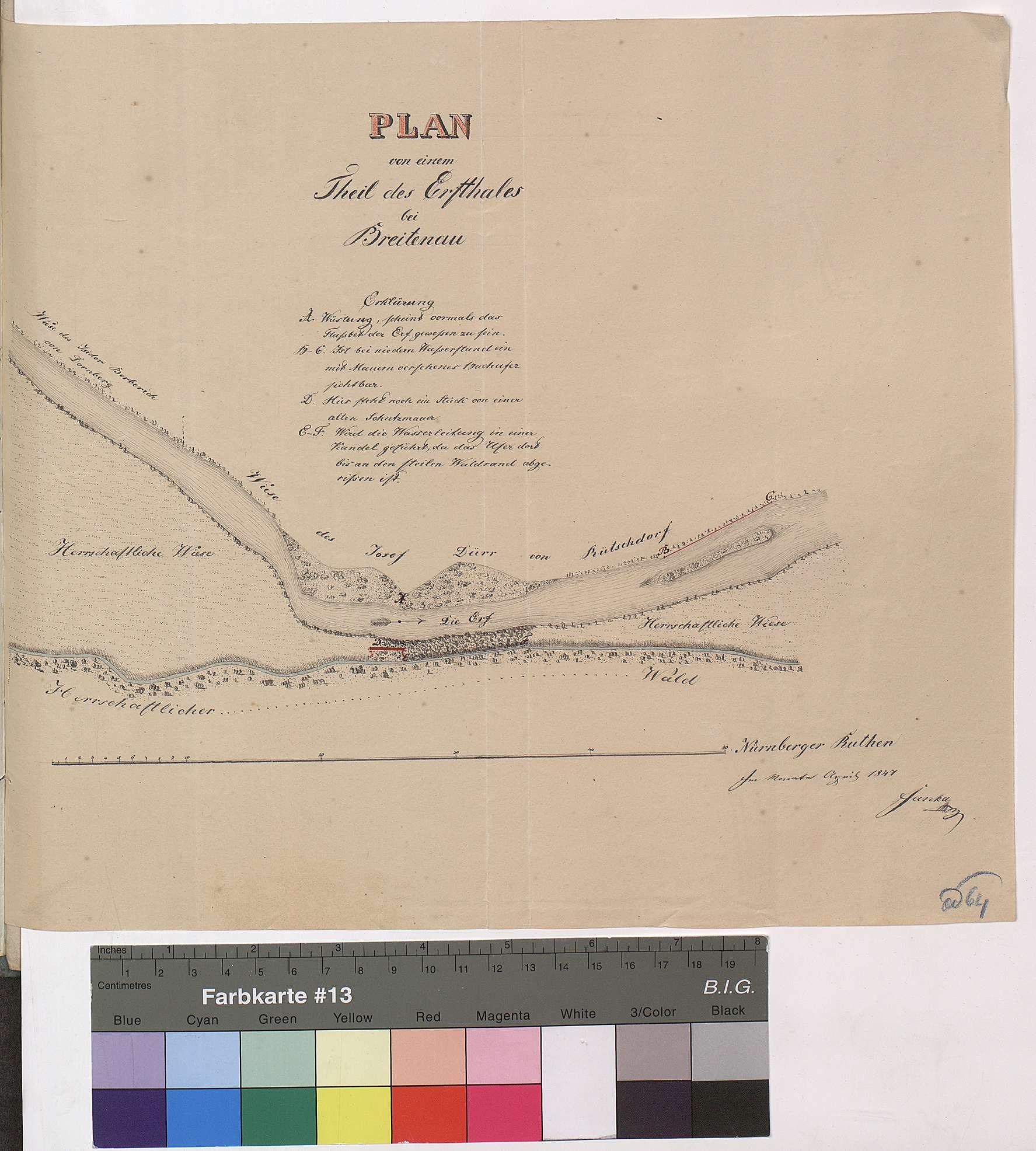 Teil des Erftales bei Breitenau, Bild 1