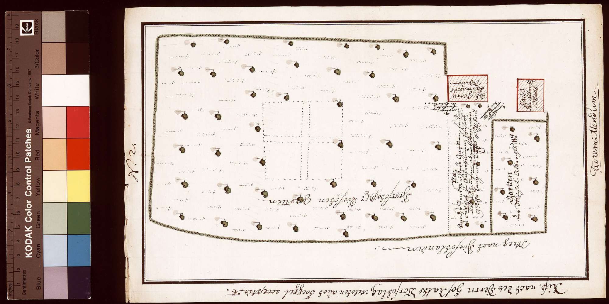 Torgarten zu Rosenberg, Bild 1