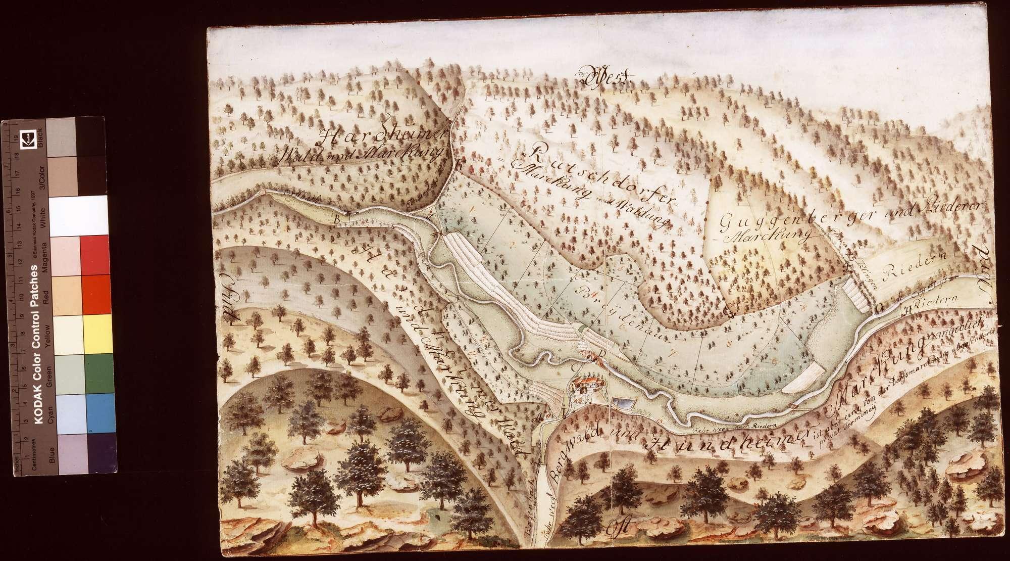[Gemarkung des Hofs Breitenau], Bild 1