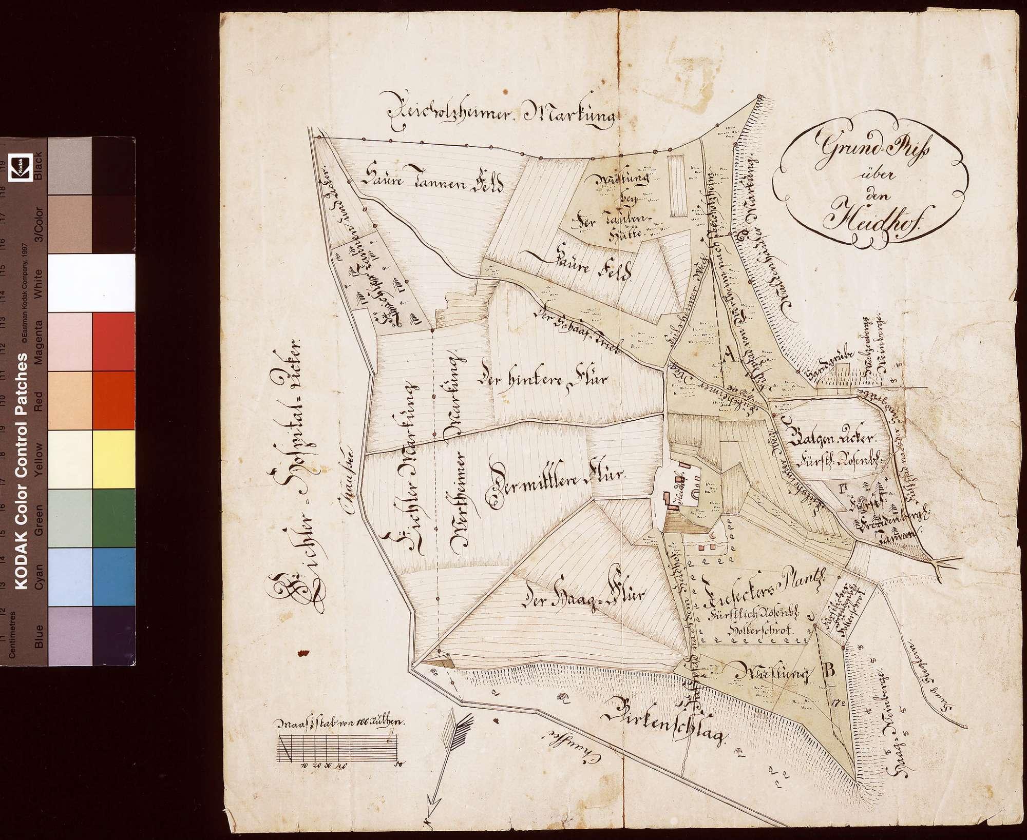 Haidhof (Inselkarte), Bild 1