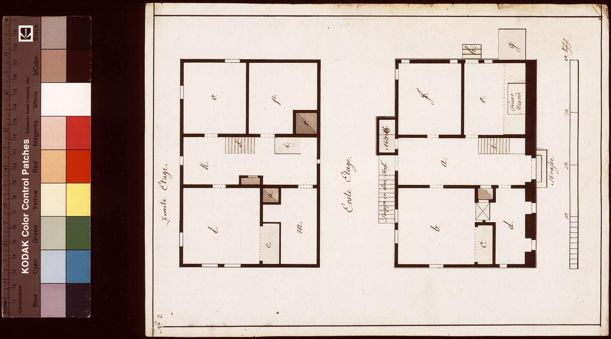 Umbau des Pfarrhauses in Hochhausen, Bild 1